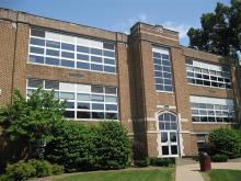 Photo of a High School Building